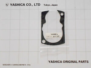 Yashica Mat-EM Yashica 24 TLR Factory OEM Replacement FRONT Leatherette Cover