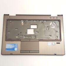 HP ProBook 6460b poggiapolsi fingerprint TOUCHPAD CHASSIS GUSCIO SUPERIORE Palm Rest