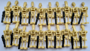 20pcs Star Wars Battle Droid Mini Figuren Armee minifigure block fit lego toy AU