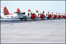 USN Grumman S-2 Trackers VT-28 NAS Alameda 1978 8x12 Aircraft Photos