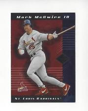 2001 Leaf Limited #70 Mark McGwire Cardinals