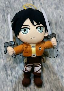 Attack On Titan - Eren Yeager Plush - Funimation Anime