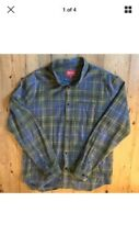Supreme Plaid Lumberjack Shirt Large 2019