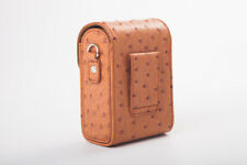 Case brown for Olympus TG-310 TG-320