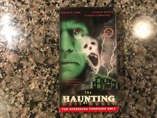 The Haunting Of Hell House New Sealed Vhs! 1999 Thriller! Audition Ravenous