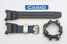 CASIO G-Shock Frogman GWF-D1000NV-2 Navy BAND & BEZEL Combo GWF-D1000 W/ Screws