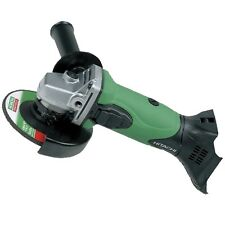 HITACHI 18V CORDLESS 125MM ANGLE GRINDER G18DSL