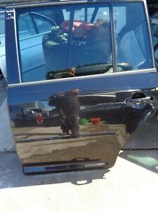 VW TOURAN T1 Tür hinten links 4/5Türer Black Magic Perl. LC9Z Bj.2006 (10)