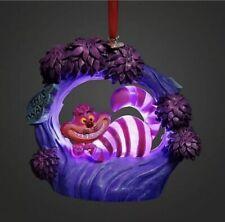 Boule Decoration Ornement  Noel Christmas Cheshire Disneystore Disney Lumineux