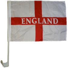 Bandera de coche England Reino Unido 30 x 40 cm Ventana NUEVO