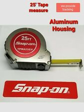 Snap On tools SAE/Metric 25' -7.5M Tape Measure. New In Box