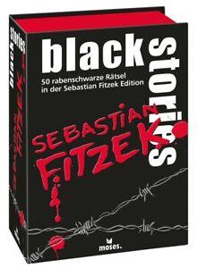 Black Stories: Sebastian Fitzek Edition NEU, OVP eingeschweißt