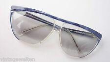 Sun Safe Extra Large Vintage Glasses, coloured toned Upper Edge Sunglasses