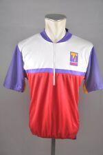 Trek USA 90s Rad Trikot cycling jersey Fahrrad vintage 90er Gr. L 58cm M1