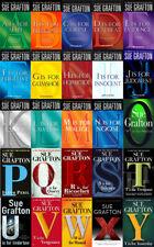 📚 Sue Grafton - The Alphabet Series (A-Z) ++ BONUS  📚 🔥ᑭ.ᗪᖴ e.Pub M.0BI🔥
