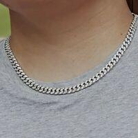 Details about  /14 mm 38 inch Miami Curb Cuban Link Men/'s Chain Fashion Hip Hop Necklace