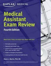 Medical Assistant Exam Review by Diann L. Martin (2013, Paperback, Revised)