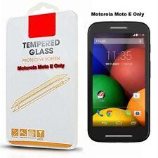 pour Motorola Moto E Verre Trempé Téléphone portable Protecteur d'écran