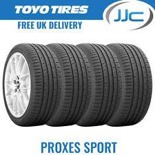 4 x 215 45 18 ZR18 93Y TL XL Toyo Proxes Sport Road Car Tyres 2154518