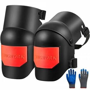 Knee Pads Ultra Flex Heavy Duty Protection for Construction Gardening Floor Work