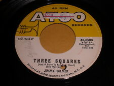 Jimmy Gilmer: Three Squares / Baby 45