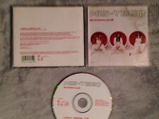 MIS-TEEQ SCANDALOUS 2 TRACKS  MIXES SINGLE MUSIC CD