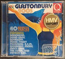 Q Presents Glastonbury 2003 by Various Artists (CD, Jul-2003, Universal...