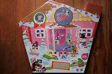 Hasbro - Littlest PetShop - Calendrier de l'Avent avec 3 Mascottes #2828-2830