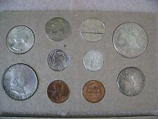 US 1948 PDS 28 Coin Mint Set Tone FBL, RPM,