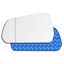 Left wing car mirror glass aspheric for Ford Mustang 2015-2019 827LAS