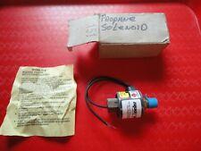 Propane Solenoid 151 B Marine Safety Valve Model Sv 1 12 Volt Dc