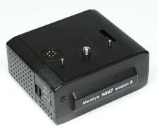 Mamiya RZ67 Winder II and 9v Mains Adapter