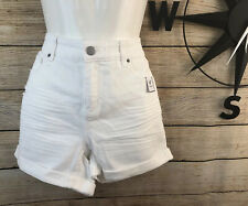"""Time And Tru Women's Core Shorts Mid-Rise 4"""" Size 10"""
