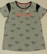 MOOKS DIAMOND PRINT COTTON T SHIRT SIZE 16 NW 1/2 TAG