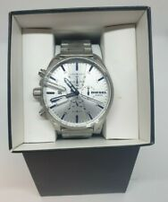 DlESEL Men's MS9 Stainless Steel Chronograph Watch - Third Party Box
