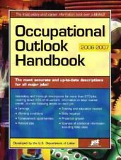 Occupational Outlook Handbook 2006-2007 by U. S. Department of Labor