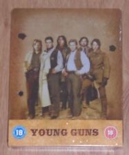 Young Guns (blu-ray) Steelbook. NEW & SEALED (UK release).