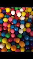 100 Double Bubble Gum Gumballs Bulk Vending 13mm Free Shipping
