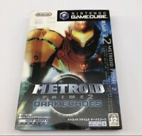 METROID PRIME 2 Dark Echoes Game Cube Japan Collection Import