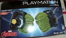Playmation Marvel Avengers Gamma Gear Mark II Hulk Fist Hasboro B1130 Disney New