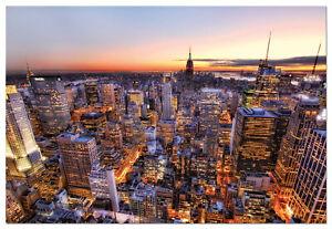 Puzzle 3000 piezas, Atardecer en Manhattan, New York, Educa 14824 teile pieces