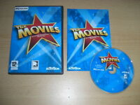 THE MOVIES Pc Cd Rom Original version with Manual -  FAST DISPATCH