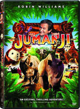 Jumanji [New DVD] Special Edition, Subtitled, Widescreen, Ac-3/Dolby Digital,