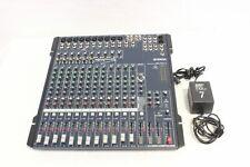 Yamaha MG166CX 16 Channel Mixer w/ Power Supply
