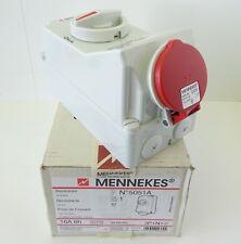 Mennekes 5051A CEE Wandsteckdose Wanddose Steckdose abschaltbar 16A 5P 6h IP44