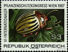 Austria 1243 (complete issue) FDC 1967 special stamps