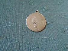 1896 - 1984 COMMEMORATION OF THE OLYMPIC GAMES HOCKEY ANTWERP 1920 - METAL MEDAL