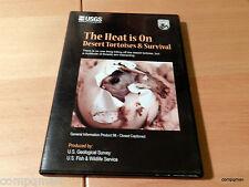 The Heat is on Desert tortoise & Survival USGS DVD 2010 Fast Shipped