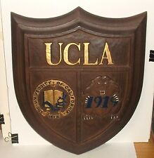 UCLA JOHN ROBERTS AWARDS WORLDS FINEST WALL PLACQUE