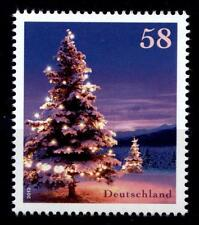 Winterstimmung. Weihnachtsbaum. 1W. BRD 2013